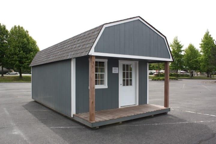 The Winthrop Cabin | Heritage Portable Buildings | Washington