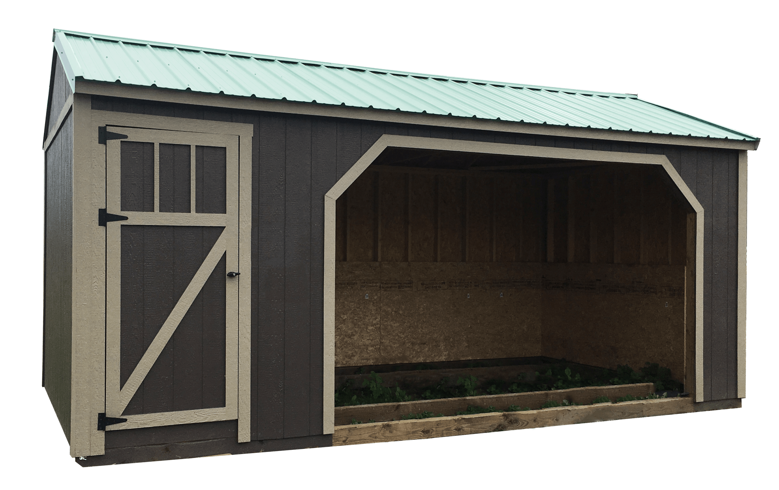 The Larrabee | Heritage Portable Buildings | Washington