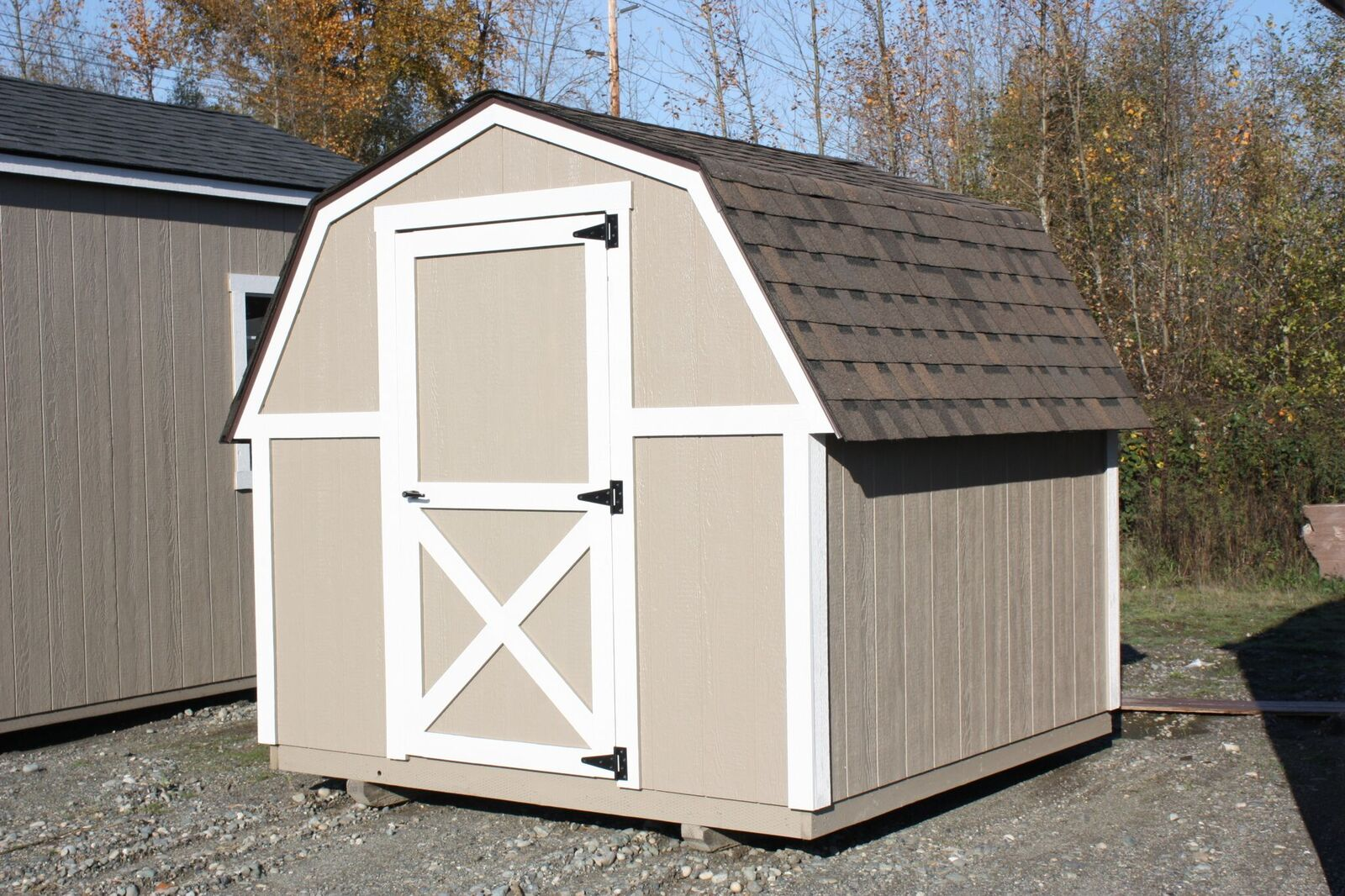 The Mt Baker Mini | Heritage Portable Buildings | Washington