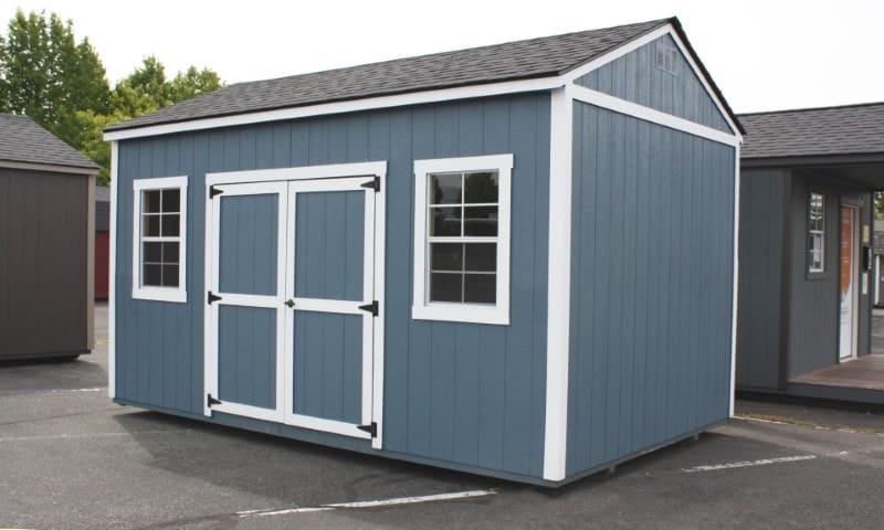 The La Conner 2 | Heritage Portable Buildings | Washington