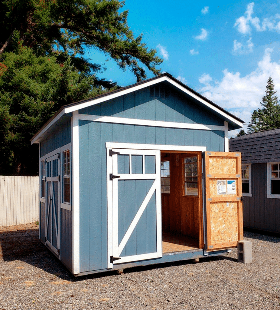 The Birch Bay | Sheds near Burlington, Washington | Heritage Portable Buildings