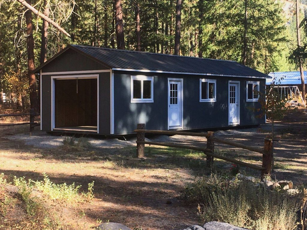 Backyard Getaway | Heritage Portable Buildings | Washington