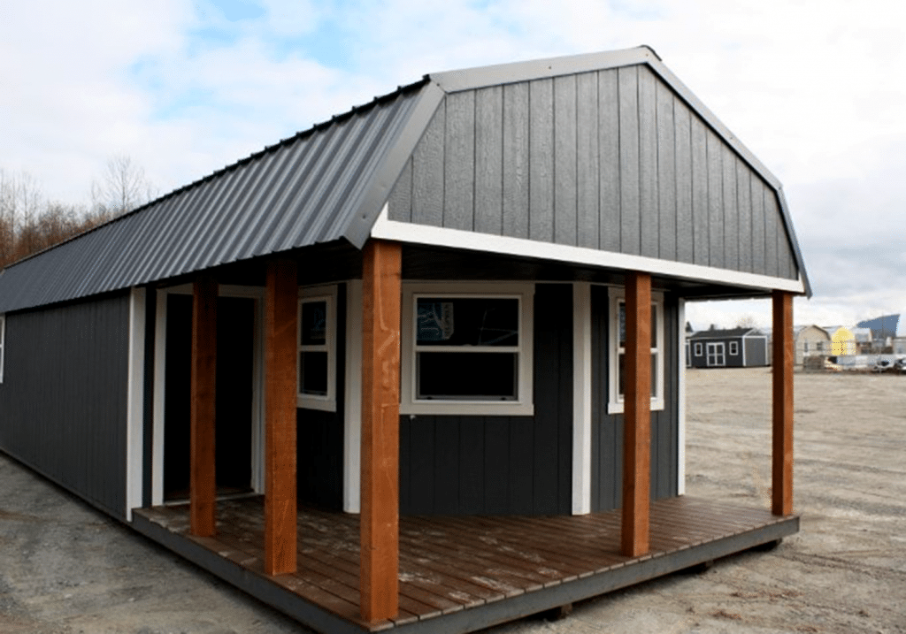 The Elliott Bay | Buildings Near Burlington | Washington | Heritage Portable Buildings