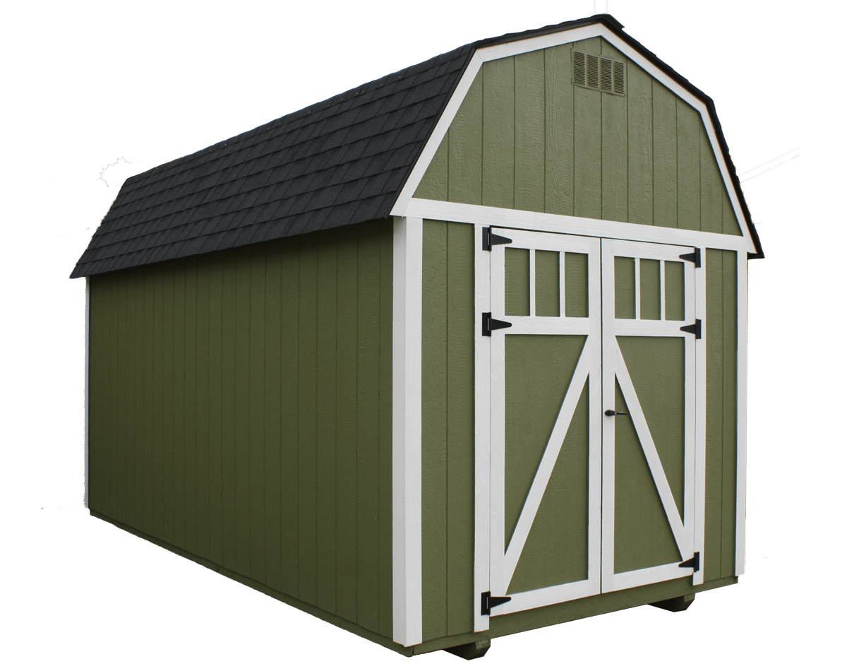 Heritage Portable Buildings | Sheds | The Mt. Baker