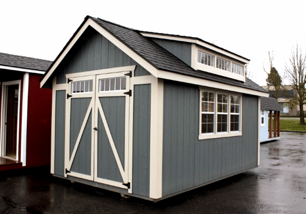 The Shaw Island | Buildings Near Burlington | Washington | Heritage Portable Buildings