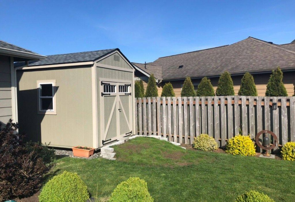 Storage Shed | Heritage Portable Buildings | Pacific Northwest
