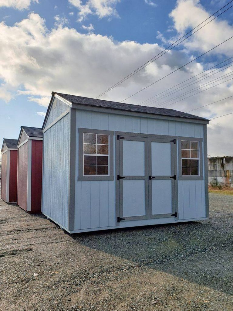 La Conner | Heritage Portable Buildings | Pacific Northwest