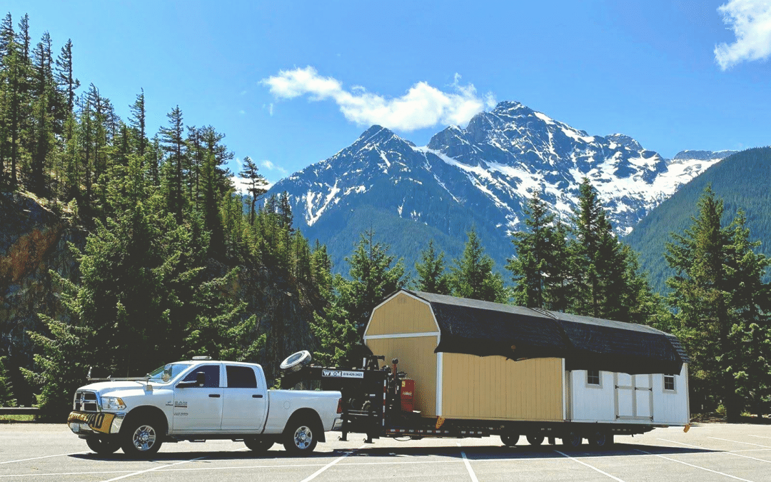 Your Shed Delivery Checklist