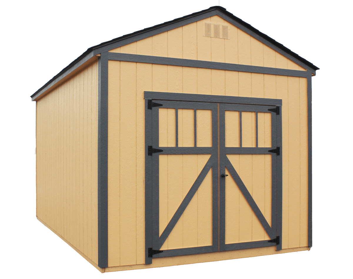 The Birch Bay | Heritage Portable Buildings | Washington | Portable Shed