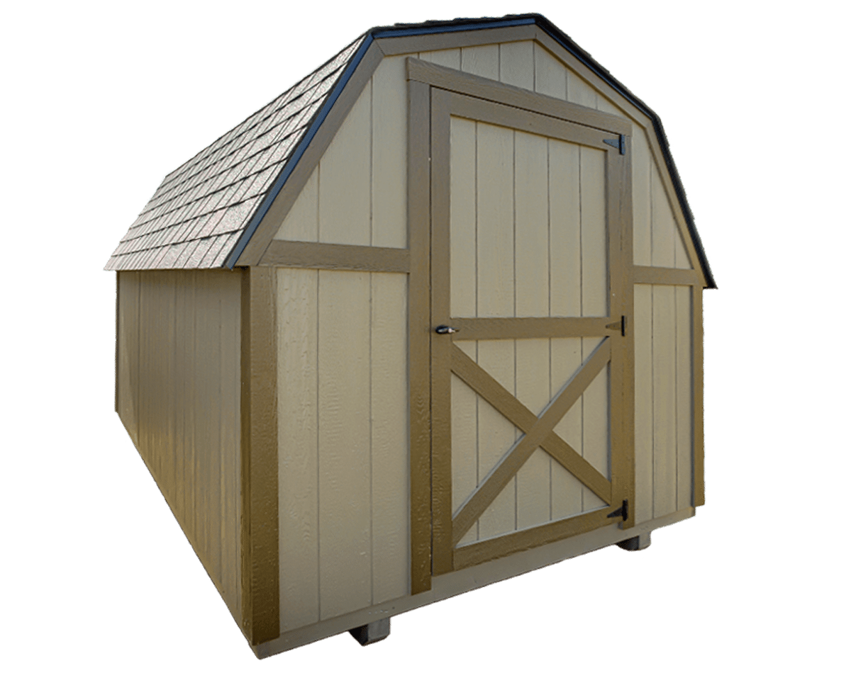 The Mt. Baker Mini | Heritage Portable Buildings