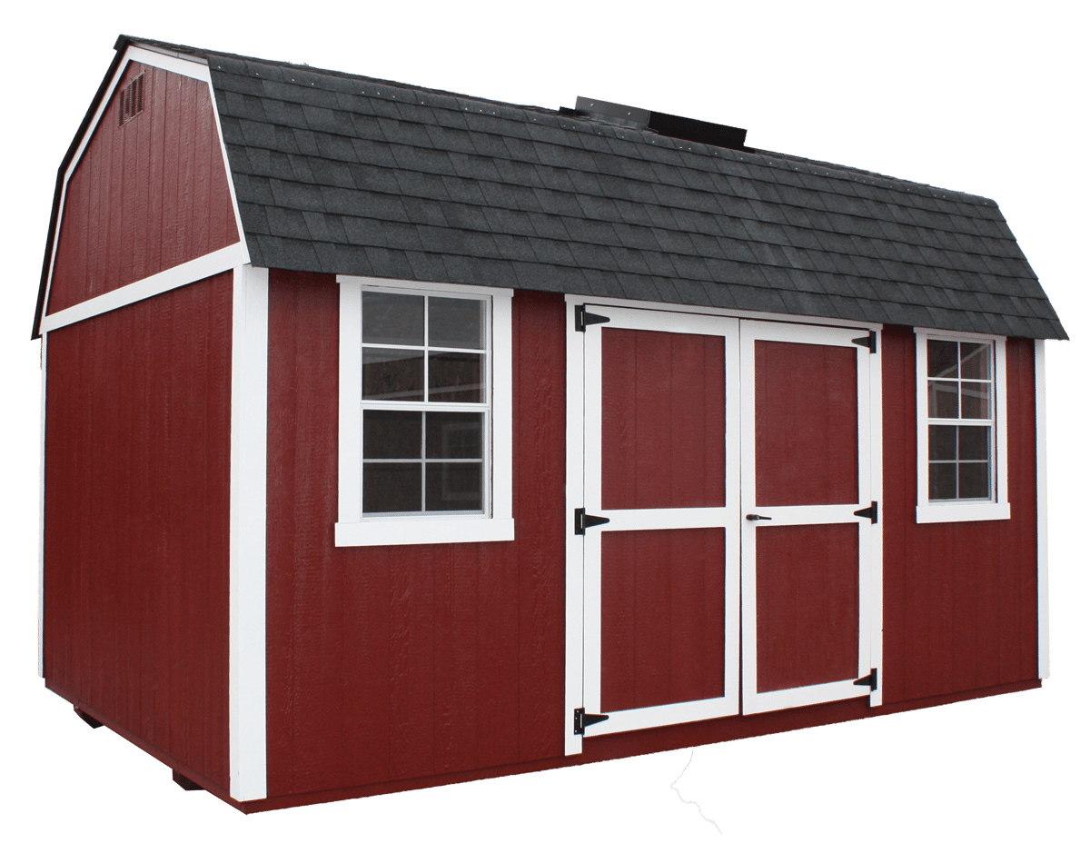 The Rainier | Heritage Portable Buildings