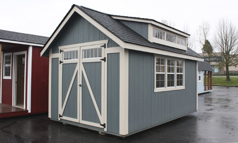 The Shaw Island | Heritage Portable Buildings | Washington