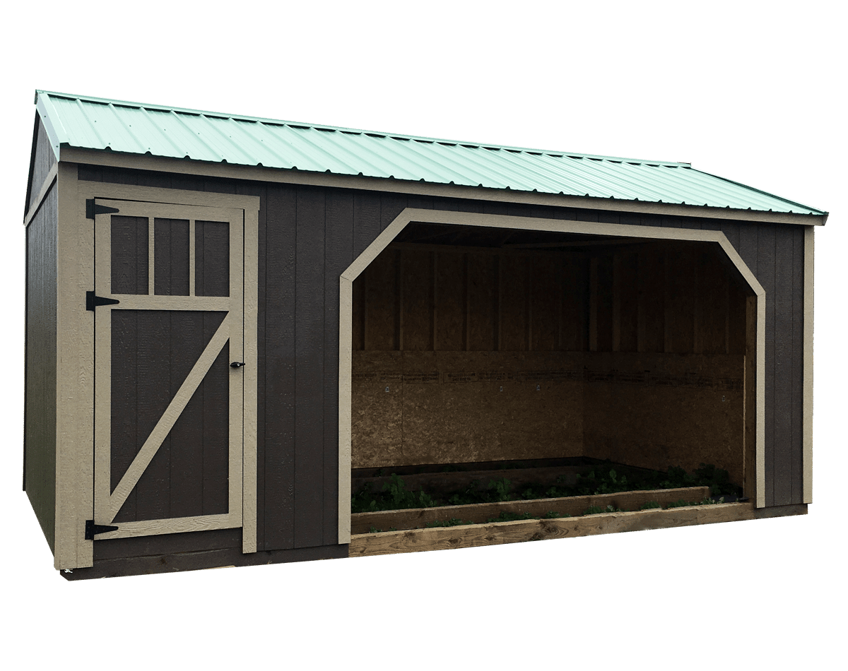 The Larrabee | Heritage Portable Buildings | Products | Washington State