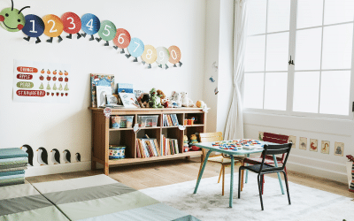 5 Tips for Homeschool Decorating
