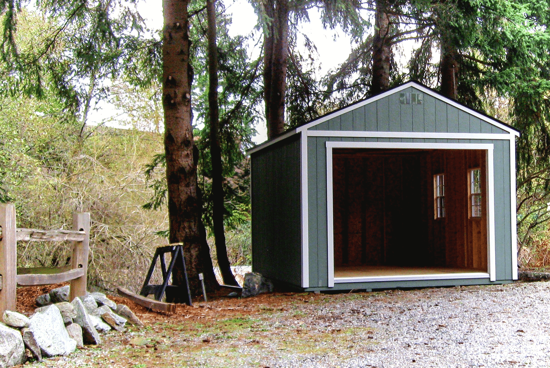 Heritage Portable Buildings | Garage Organization | Olympic | Washington | Storage