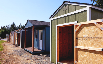 Customer Story: How a Portable Shed Can Boost Property Value
