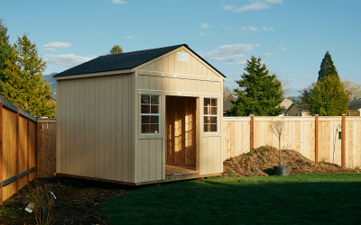 What are the important FAQs? Info you should know about pre-built sheds