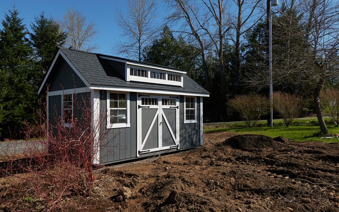 Is a rent-to-own contract your best way to buy a backyard shed?