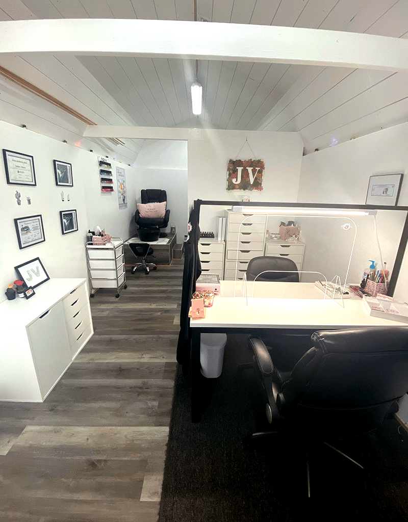 Heritage Shed | Nail Salon | Portable Buildings